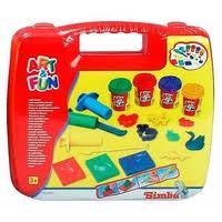 <b>Пластилин</b> Simba <b>Набор</b> для творчества (6330639 ...