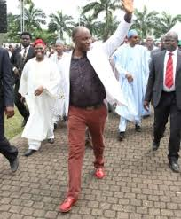 Governor Amaechi Is owing Me N50Million.