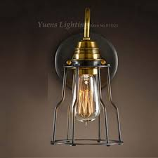 american country style loft wall lamp restaurant industry corridor wind retro small hob wall lighting xdb american country style loft