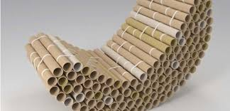 cardboard tubes recycling and cardboard chair on pinterest cardboard tubes