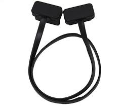 Hot <b>car</b> OBD2 male to female extension OBD elbow flat line noodle