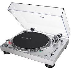 <b>Виниловый проигрыватель Audio-Technica AT-LP120X</b>