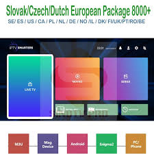 <b>Poland</b> Spain Slovakia Hebrew European 8000+ Live TV and 5000+ ...