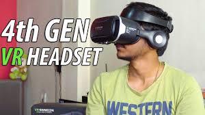 Cheap & Best VR Headset? <b>VR Shinecon</b> 4th <b>Gen</b> Review! - YouTube