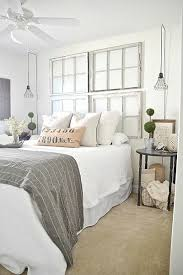 lizmarie blog white with grey and neutrals old windows sconce lights bedside lighting ideas