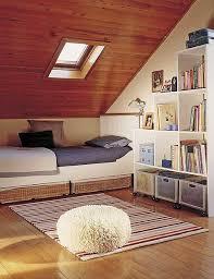 make attic furniture ideas