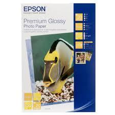 <b>Фотобумага Epson Premium Glossy</b> 255/10x15/20л (C13S041706)