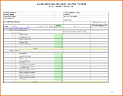 cost estimate template png