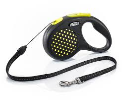<b>Поводок</b>-<b>рулетка Flexi Design</b> M, <b>трос</b>, для средних собак до 20 кг ...