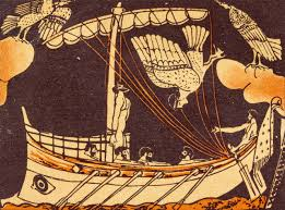 the many faces of odysseus in classical literature inquiries journal scene from homer s the odyssey