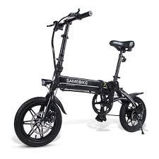 <b>Samebike YINYU14</b> 7.5A 36V 250W 14 in <b>Smart</b> Folding Moped ...
