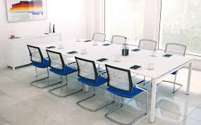versa_white_conference_table_u_leg_sliding_door_credenza salvo_birch_reception arrow office furniture