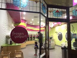 menchie s frozen yoghurt subiaco blog reviews buggybuddys menchie s frozen yoghurt