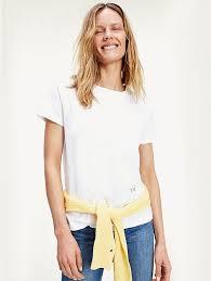 <b>Женские футболки</b> | Tommy Hilfiger® RU