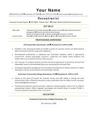 resume examples receptionist resume example administrative office assistant resume office assistant resume objective office assistant attractive office administration sample resume