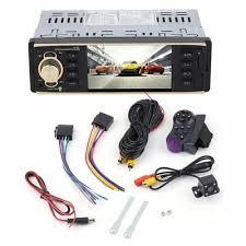 "Cam EK 6.6"" 2 DIN <b>Auto Car</b> MP5 <b>MP3</b> Player Bluetooth Touch USB ..."