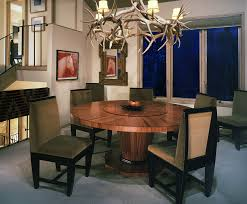 Traditional Dining Room Table Aspen Table Traditional Mid Century Modern Dining Room Tables