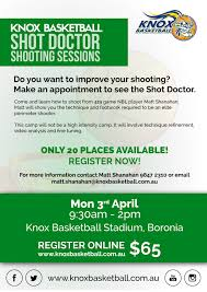 knox basketball incorporated shot doctor camp initiates file
