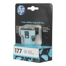 <b>Картридж HP C8774HE</b> № 177, светло-голубой — купить в ...