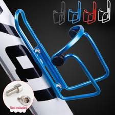 New <b>Aluminum</b> Alloy <b>Bike Bicycle Cycling</b> Drink Water <b>Bottle Rack</b> ...