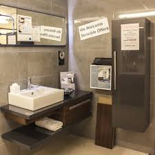 bathroom furniture ex display brown bathroom furniture
