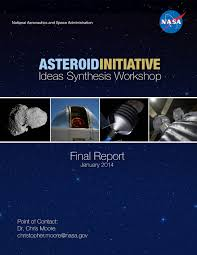 innovative study supports asteroid initiative journey to mars
