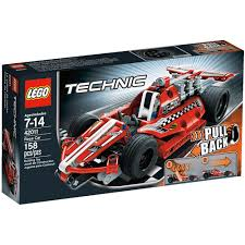 LEGO <b>Technic Race Car</b> Building Set - Walmart.com