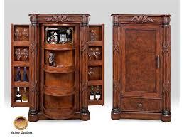 Living Room Cabinets Designs Primo Design Living Room Euro Bar Cabinet 7272 43 Connollys