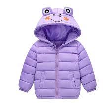 Buy Sunward 2-7 Years <b>Toddler Kids Baby Boy</b> Girl Winter Jacket ...