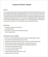 game programmer free resume samples blue sky resumes 8 free format game programmer resume