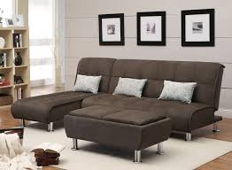 living room mattress: black  furniture dark grey velvet sleeper sofa with chrome metal based legs and rectangular gray velvet storage ottoman coffee table on rectangular white rug with sleeper sofa mattress plus contemporary sect