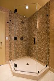 bathroom ideas corner shower design: corner shower design pictures remodel decor and ideas page