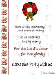 invitation wording for holiday party family invited wedding christmas party invitations templates printables sample