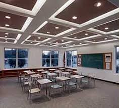 fiberglass panels ceiling clouds acoustic treatments shown here suspended with t grid acoustic solutions office acoustics
