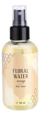 <b>Цветочная вода Тонус кожи</b> Floral Water Orange Skin Toner 150мл ...