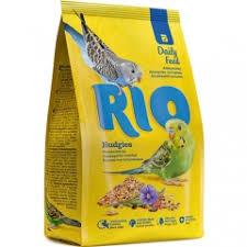 <b>Корм для</b> волнистых попугаев <b>Rio Budgies</b> основной рацион ...