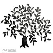 tree scene metal wall art: metal wall art kitchen uk contemporary ubar scene in paris