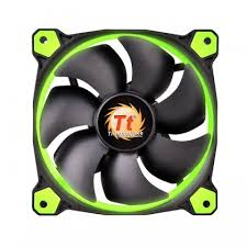 Thermaltake <b>Riing 12 LED Radiator</b> Fan/Fan/ 12025/1500rpm/LED ...