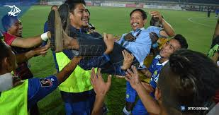 Hasil gambar untuk Foto-Foto Final Piala Presiden 2015