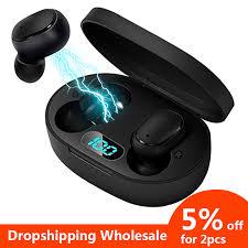 <b>A6L</b> Tws <b>Wireless</b> Bluetooth <b>Earphones</b> Mini Sport Bluetooth ...