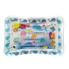 Winnereco <b>70CM Baby Kid</b> Water Play Mat <b>Inflatable</b> Thicken PVC ...