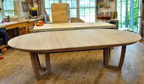 dining table woodworkers: another round dining table roundwalnutpedestaltable another round dining table
