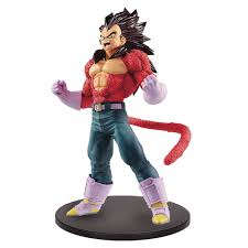 "Dragon Ball - Blood of Saiyans - <b>Vegeta Super Saiyan 4</b> 7.9"" Figure ..."