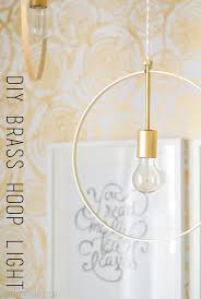 10 awesome diy brass light fixtures click through for the complete list brass lighting fixtures