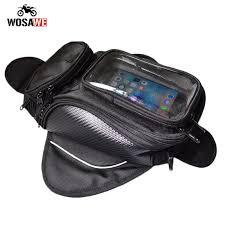 WOSAWE Magnet <b>Motorcycle</b> Tank Bag Big <b>Oil</b> Fuel Tank Bag ...