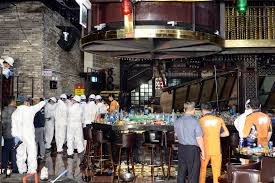 <b>Nightclub</b> Deck Collapses in S. <b>Korea</b> as Athletes Dance; 2 People ...