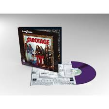 <b>Black Sabbath</b> - <b>Sabotage</b> | Rhino