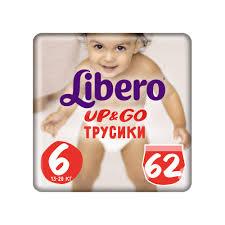 <b>Подгузники</b>-<b>трусики Libero Up</b> and <b>Go</b> - купить трусики <b>Либеро</b> Ап ...