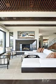 century luxe living room decorating