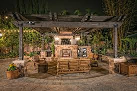 outdoor fireplace paver patio: outdoor living room fireplace paver patio